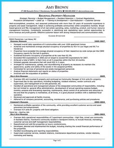 Apartment Manager Resume Cool Making A Concise Credential Audit Resume  Resume Template