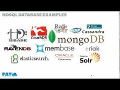 This is a recording of our webinar on February 2013 Over the past few years, there has been an emergence and growth in database providers. Data Structures, Web Application, Big Data, Motivation, Inspiration