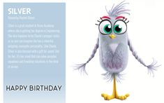 Angry Birds 2 Birthday Ecards Angry Birds Funny, Angry Birds 2 Movie, Angry Birds Characters, One Stroke Painting, Body Painting, Angry Bird Pictures, Homemade Face Paints, Betty Boop Cartoon, 2nd Birthday