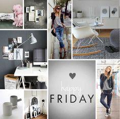 Friday moodboard