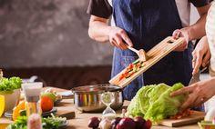 Super tipy, ako urýchliť varenie: Fazuľa či mäso budú hotové raz-dva Yukon Potatoes, Diced Potatoes, White Bean Soup, White Beans, Recovery Food, Stroke Recovery, Spices Packaging, Honey Baked Ham, Vegetables