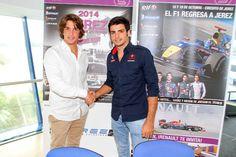 Este fin de semana, los dos pilotos españoles librarán un nuevo duelo, en esta ocasión para adjudicarse el entorchado de la Fórmula Renault 3.5 de las World Series. Además, en el trazado gaditano podrá verse en acción al tetracampeón del mundo de Fórmula 1 Alain Prost a los mandos del nuevo Renault Sport R.S. 01.