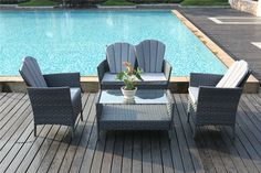 yakoe eton range outdoor garden furniture conservatory patio sofa chairs and Rattan Sofa, Rattan Furniture, Sofa Chair, Sofa Set, Garden Furniture Sets, Outdoor Garden Furniture, Outdoor Decor, Tans, Table And Chairs