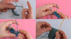 Har du alltid hatt lyst til å lære å strikke? Eller du kan litt, men har lyst til å avansere? Her er den ultimate guiden. Crochet Necklace, Socks, Knitting, Inspiration, Fashion, Threading, Biblical Inspiration, Moda, Tricot