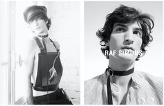 Raf Simons Spring-Summer 2017 (Campaign)