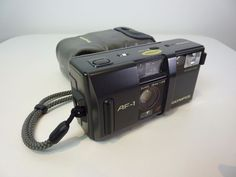 Olympus AF1 35mm Compact Film Camera