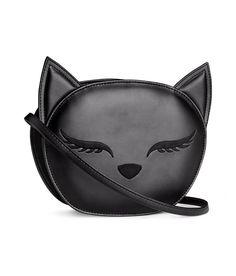 Faux Leather Shoulder Bag, $17.95, HM.com   - Seventeen.com