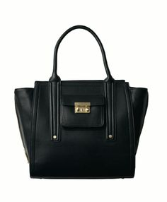 Phillip Lim for Target. Pending leather quality, yes, I will carry.