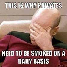 A Captain Picard Facepalm meme. Caption your own images or memes with our Meme Generator. Facepalm Meme, Memes Gratis, Image Facebook, Band Jokes, Funny Memes, Hilarious, Jw Funny, Twd Memes, Funny Golf