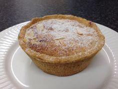 Mincemeat and frangipane tart