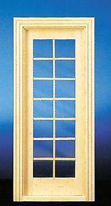 dollhouse miniature french door for interior or exterior - Categoria: Avisos Clasificados Gratis  Item Condition: New Dollhouse Miniature French Door for Interior or ExteriorPrice: US 14.99See Details