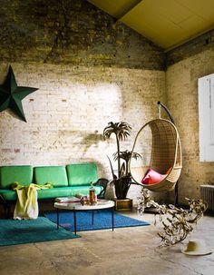 Image result for mid century cuban living room