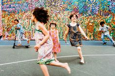Fashion - Stylish & Hip Kids Photography
