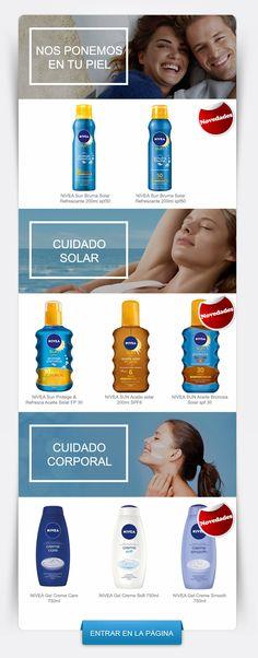 Cuida de Tú piel, y de los que mas quieres.Ahora en un 2x1 y superofertas en muchos bronceadores de 1ª marcas en www.eynmarket.com, y un 10% DTO. con código: BIENVENIDA.