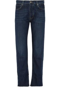 M.i.h Jeans - Phoebe Boyfriend Jeans - Dark denim