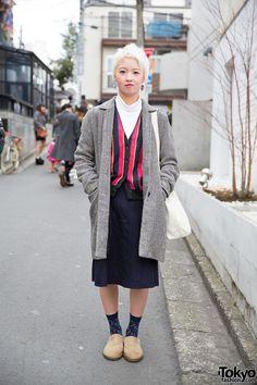 #Harajuku street #japan fashion style