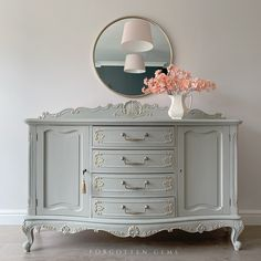Here you can see all of hand painted refinished furniture, I currently have for sale, as well as inspiration for any pieces you want me to source for you. French Furniture, Painted Furniture, Modern Chest Of Drawers, Chest Drawers, Gray Console Table, Malm Dresser, Oak Sideboard, Bespoke Furniture, Furniture Inspiration