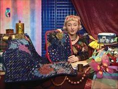 Лоскутное шитье. Шьём уютное одеяло, подушку, текстильные украшения из ярких лоскутков. Мастер класс - YouTube