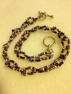 Have chain will travel by JewelryByGenny on Etsy, $12.00