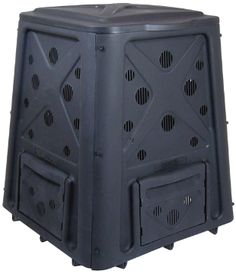 Redmon Green Culture New Zealand Home Composter - 65 Gallon, all-weather ventilated bin