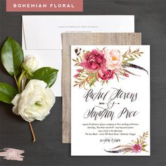 Top 5 Favorite Wedding Invitations for Fall Weddings
