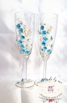 Flute, Champagne, Mugs, Tableware, Paintings, Dinnerware, Paint, Tumblers, Tablewares