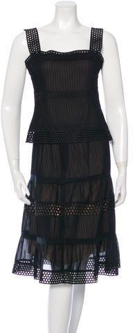 Akris Punto Crochet Trim Skirt Suit Crochet Trim, Skirt Suit, Suits For Women, Stylish, Skirts, Black, Tops, Dresses, Fashion