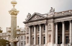 The 50 Hottest Luxury Hotel Openings of 2015   Luxury Hotels Travel+Style. Hotel De Crillon, Paris, France