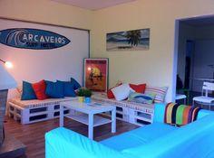 Carcavelos Surf Hostel, il paradiso dei surfisti è in Portogallo! Tra Lisbona e Cascais un ostello super cool con prezzi da 16€!