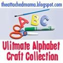 Welcome to the Ultimate Alphabet Craft Collection!   The purpose of this collaboration is to collect all of the wonderful alphabet crafts on...