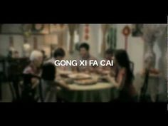 BERNAS | Chinese New Year Commercial - Family Reunion Dinner