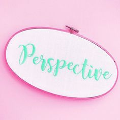 One word hoops coming to the shop very very soon! -- I hope you didn't miss the giveaway that I'm in! Win a mini 'Skivvies' hoop from me and a bunch of other amazing gifts! Check one post back! -- Clothandtwigshop.com #clothandtwig #oneword #ihavethisthingwithpink