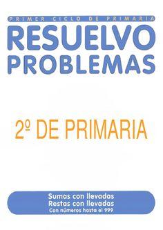 ISSUU - Resuelvo problemas 2º de primaria de Educación Primaria