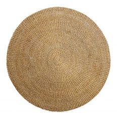 Bloomingville Rug Sea Grass Vloerkleed 200 Cm (Beige)