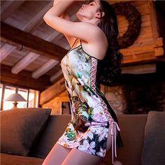 Marjolaine Rosa Silk Chemise New in...www.edenlingerie.co.uk