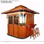 1000 images about kioscos para venta de comida rapida on for Kioscos prefabricados