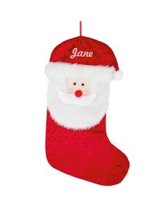 Personalised Christmas Stocking | very.co.uk