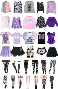 Pastel Goth, I love it sooooo much!!!