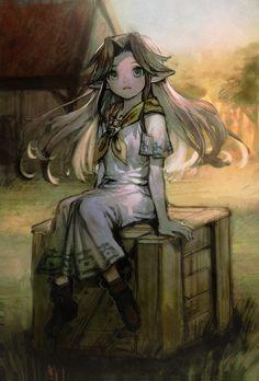 Romani - The Legend of Zelda Majora's Mask