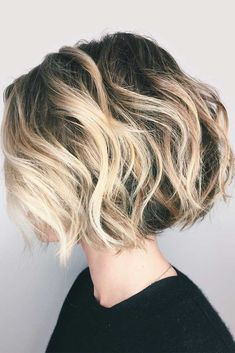 Messy Bob Hairstyles picture2