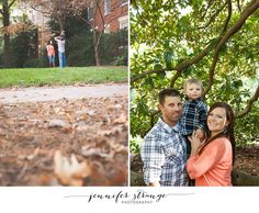 Family Photography, Elon University, North Carolina, Fall, Lifestyle, Copyright Jennifer Strange Photography