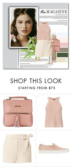 """in shorts"" by bodangela ❤ liked on Polyvore featuring Fiorelli, Exclusive for Intermix, Helmut Lang and Common Projects"