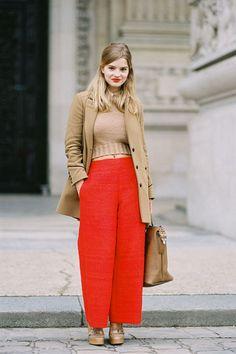 Vanessa Jackman: Paris Fashion Week AW 2013....After Carven