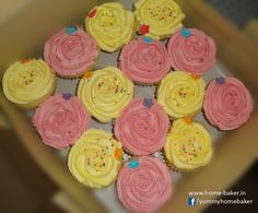 Bouquet of Cupcakes...