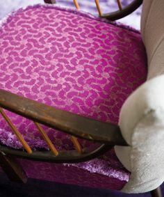 DG's sparkling Castellani Fabric
