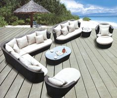 Cheap outdoor sofa set, Buy Quality rattan sofa sets directly from China outdoor furniture sets Suppliers: Large Size Outdoor Sofa Set New Design Garden Furniture Large Rattan Sofa Set Wicker Patio Set Outdoor Furniture Set Seat Outdoor Sofa Sets, Large Outdoor Furniture, Patio Furniture Covers, Garden Furniture Sets, Patio Furniture Sets, Home Furniture, Brown Furniture, Furniture Removal, Rattan Furniture