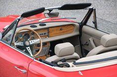 Fiat 124 Sport Spider, Fiat 124 Spider, Fiat Models, Direct Debit, Classic Trader, Villas, Colorful Interiors, Cars For Sale, Convertible