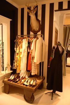 vintage clothing store - Google Search