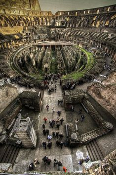 The Colosseum, Rome, Italy - Album on Imgur