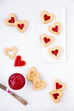 Linzer Cookies - Cooking Classy
